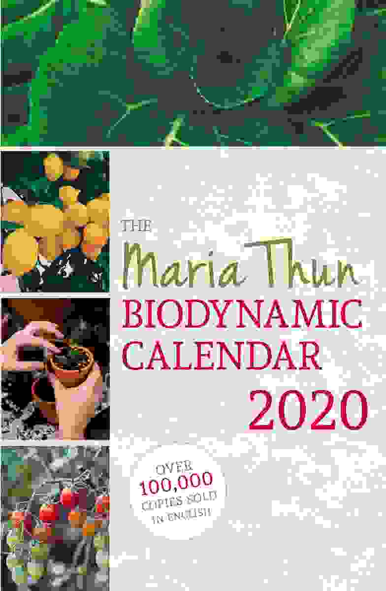 The Maria Thun Biodynamic Calendar 2019